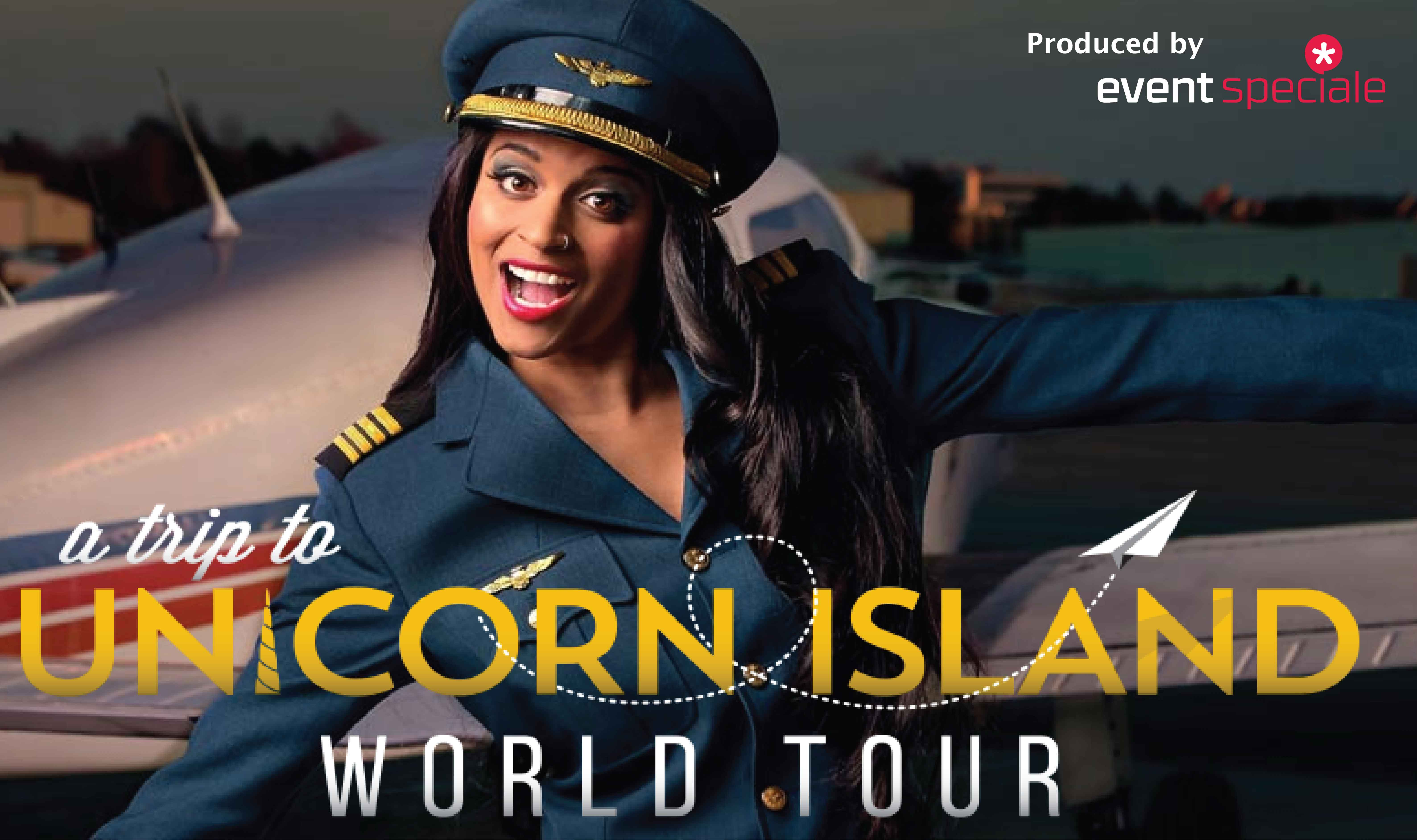 Lilly Singh Unicorn Island