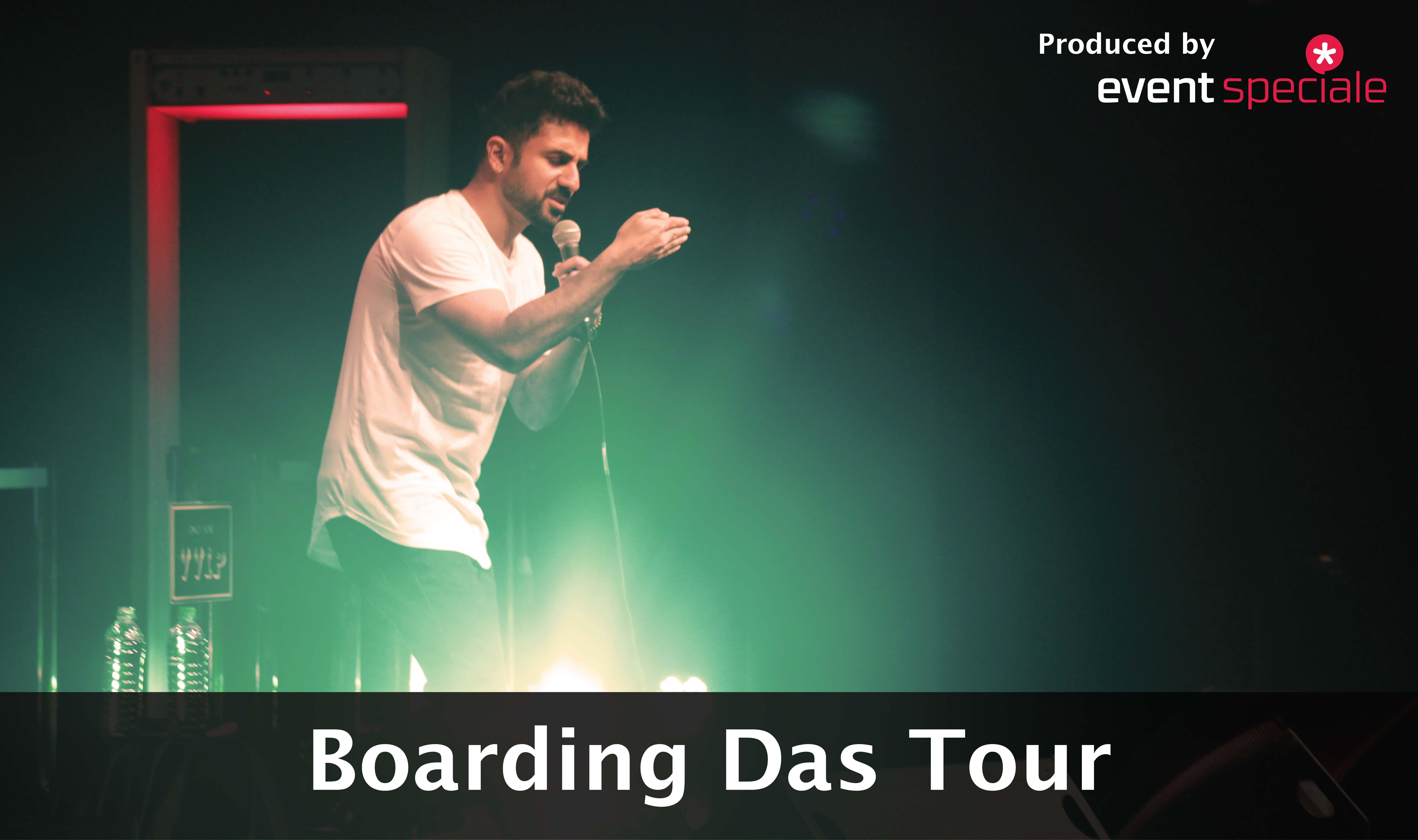 Boarding Das Mumbai